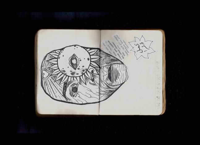 [Spread48] Adho Kurnia's Drawing