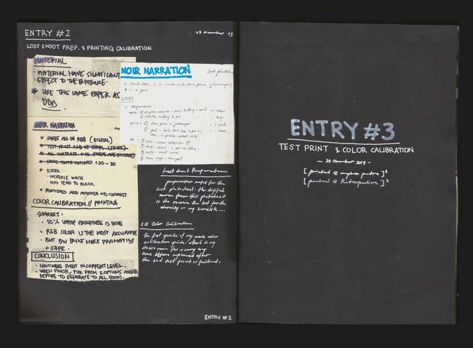 [Noir Narration Archive] Book #2 - Project Journey & Production