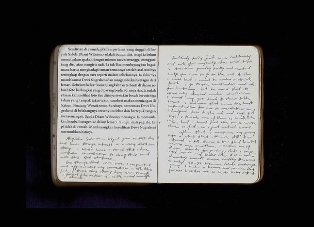 [Spread42] Samsara Short Story (Fragment#1) / (cont.) Bukowskiesque Experience (cont.)