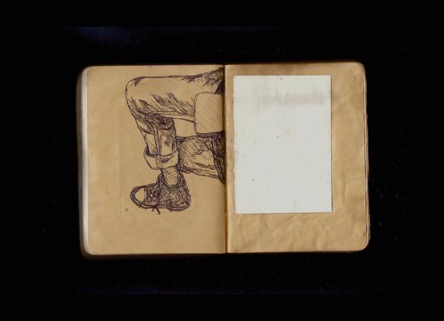 [Spread50] Daily Sketch #2 / A Poem