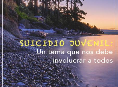 SUICIDIO JUVENIL