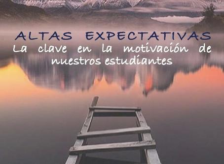 ALTAS EXPECTATIVAS