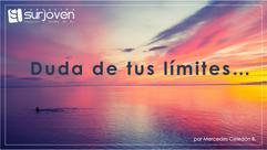 Duda de tus límites
