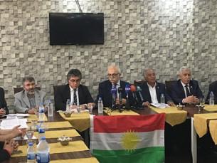 """""""Kürdistani Seçim İttifakı'nı Halkımıza Müjdeliyoruz"""