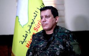 Mazlûm Ebdî: Serok Barzanî ji bo Rojavayê Kurdistanê rolek girîng lîstiye