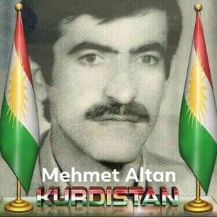 Șoreșgerê Kurdistanê û endamê PDKT-RNK/KUK Mehmet Altan zindiyê dozê ye..