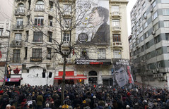 Hrant Dînk tê yadkirin: Ji bo hûn şerm bikin 13 sal ne kêm e