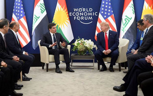 Nêçîrvan Barzanî: Danîna Ala Kurdistanê ji bo hemû Kurdan bû û peyamek bû