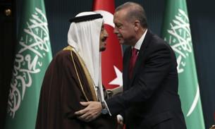 Erebistana Siûdî êrîşên Îran û Tirkiyê bi tûndî rexne kir