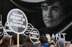 Bernameyên yadkirina Hrant Dînkî diyar bûne
