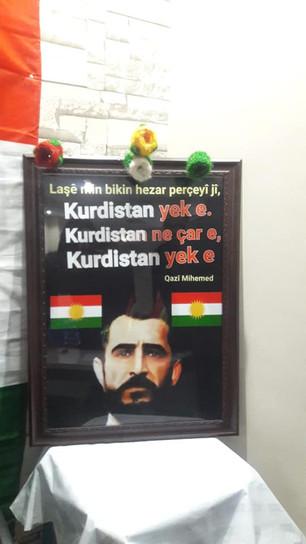 PAK û PSK li Qoserê li ser Komara Kurdistanê li Muhabatê semînerek li dar xist