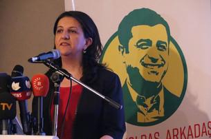 HDP Cumhurbaşkanı adayı olarak Selahattin Demirtaş'ı gösterdi