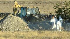 Antalya'da evlerinde ölü bulunan 4 kişilik aile, Erzurum'da toprağa verildi