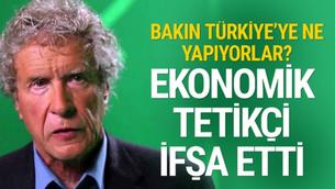 Ekonomist John Perkins 'hedef Türkiye' deyip bomba ifşalar yaptı