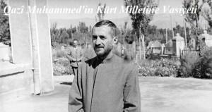 Qazî Muhammed'in Kürt Milletine Vasiyeti