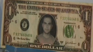 FETÖ'ye ait 1 dolarların üzerine kendi fotoğrafı çıkan Murat Kılıç evinde servetle yakalandı