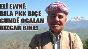 Bersiveke baş da PKK