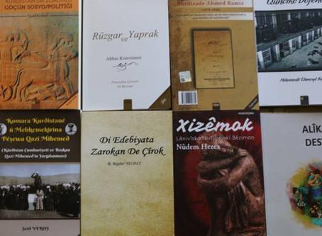 Sîtav Yayınevi 25 yeni kitabıyla fuara hazır