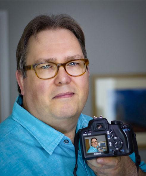 Tim Jackson - proprietor of Tim Jackson Photography