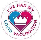I'vd had my Corona vaccination.