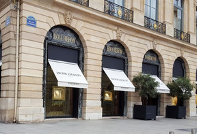 Boucheron, place Vendome, Paris