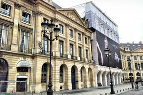 Immeuble de bureaux place Vendome, Paris