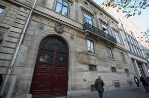 Hôtel de Pourtales, Paris