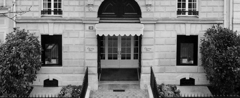 Christian Dior, avenue Montaigne, Paris