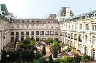 Hôtel Crowne Plaza, Paris (75)