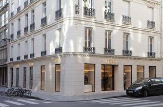 Valentino, St Honoré, Paris