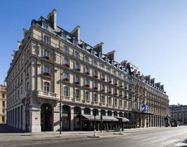 Hôtel Hilton Paris Opéra (ancien Hôtel Terminus)