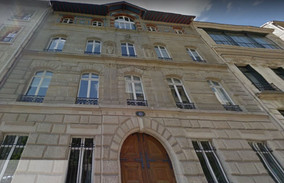 45 rue Boissière Paris