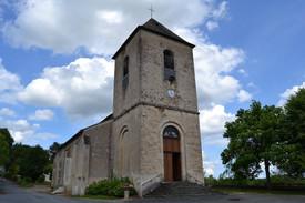 Eglise Ségur le Château