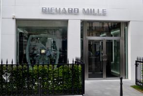 Richard Mille, avenue Matignon, Paris