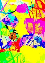 Action Paintind Bernd Lauer