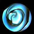 Rose makroaufnahme, Digitale Kunst