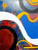spirit Popart Gemälde