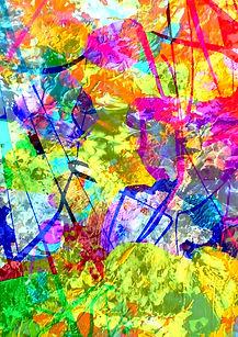 Kunstgalerie abstrakte Kunst, Digitale Kunst