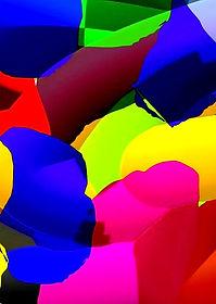Colorfieldpainting, abstrakte Kunst, Kunstgalerie