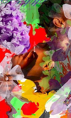 digitale Kunst, Duft des Sommers, Trix eschweilerr