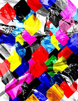 Neue Gemälde, abstrakte Kunst, Bernd Lauer
