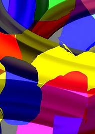 Kunstgallerie abstrakte art, Farbfeldmalerei, Das Orignnal kannst Du kaufen