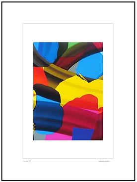 Kunstdruck signiert Bernd Lauer