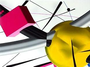 Gemälde 2021, Neu, Orignal, abstrakt
