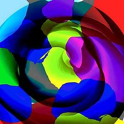 """Gemälde """"Harmonie"""" Abstrakte Kunst, Kunstgalerie"""