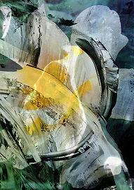 Gemälde, Abstrakte Kunst,  Exopnat 9. Kunstgallerie Abstrakte Kunst. originale kaufen