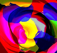 "Gemälde ""Harmonie2"" anstrakte Kunst, Kunstgalerie abstrakt Kunst"