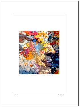 Kunstdruck, limitierte Auflage