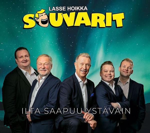 Lasse_Hoikka_Souvarit_Ilta_Saapuu_Ystäv