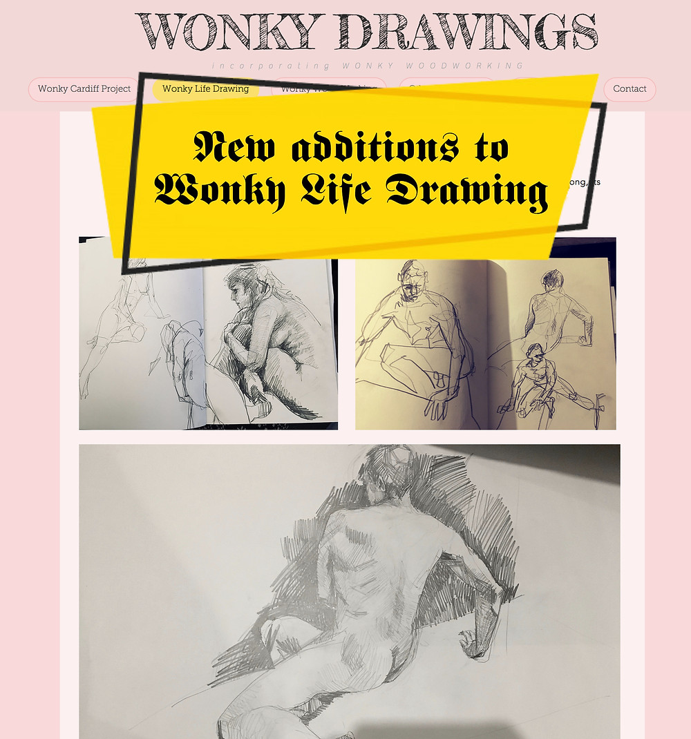 Have a look on the life drawing page !  https://jondurrant0.wixsite.com/wonkydrawings/wonky-life-drawing